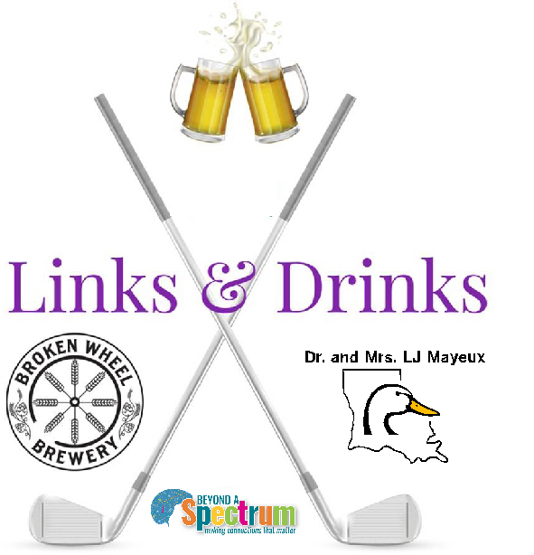 2nd Annual Links and Drinks Golf Tournament Benefiting Beyond A Spectrum Center for Autism and Special Needs logo