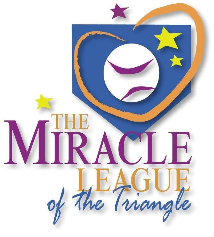 Miracle League of the Triangle Swing for the Fences Golf Tournament logo