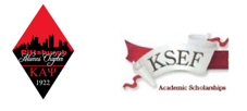 Pittsburgh (PA) Alumni Chapter of Kappa Alpha Psi Fraternity, Inc.  Annual Scholarship Golf Tournament logo