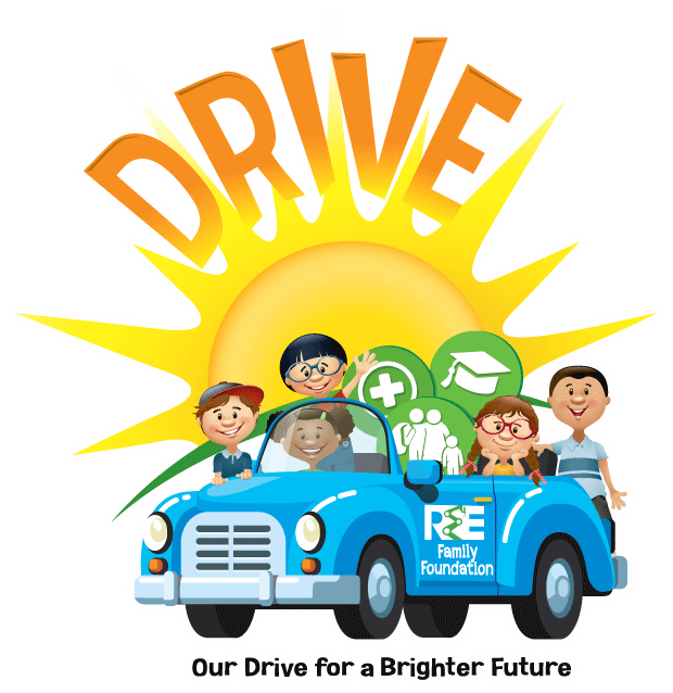 DRIVE - 1st Annual Charity Golf Outing logo