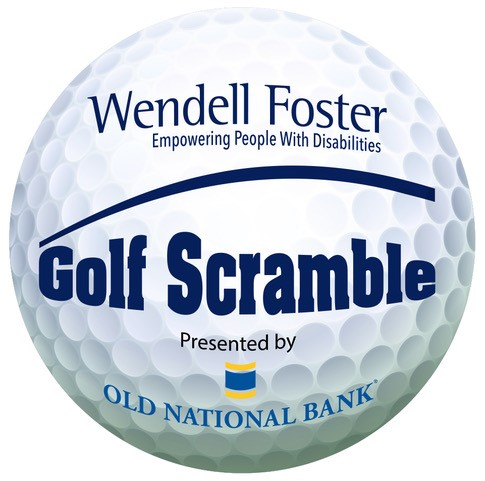 Wendell Foster's 2020 Golf Scramble presented by Old National Bank logo